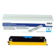 Okidata 44250711 Cyan Toner Cartridge, Type D1