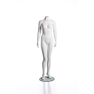 RP Female Headless Mannequin, White