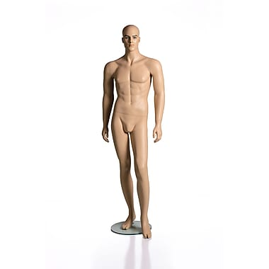 RP Adult Male Mannequin, Caucasian Skin Colour (RPMB 1)