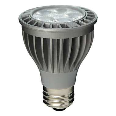 Can-Bramar Dimmable PAR-20 LED Bulb, 560 Lumens, Warm White, 12/Pack