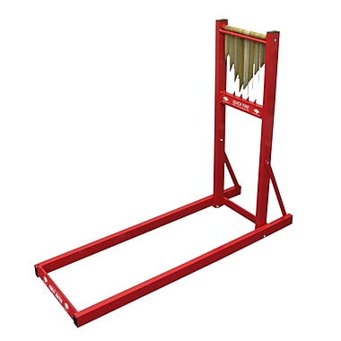 Forest Master Quick Fire Saw Horse Log Holder for Chainsaws & Log Splitters