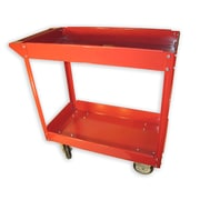 Olympia Tools Steel 2 Shelf Cart