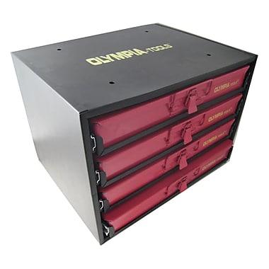 Olympia Tools Steel Hardware Organizer