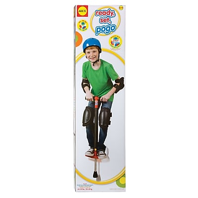 Alex By Panline Usa® Ready, Set, Pogo