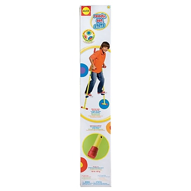 Alex® Toys Ready Set Stilts With Soft Grip Handles