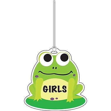 Ashley Frog Girls Hall Pass, 3 3/4