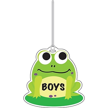 Ashley Frog Boys Hall Pass, 3 3/4