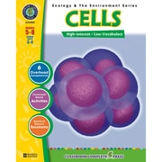 "Classroom Complete Press® ""Ecology & The Environment Series Cells"" Book, Grades 5 - 8"