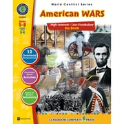 Classroom Complete® World Conflict Book Series,  American Wars Big Book