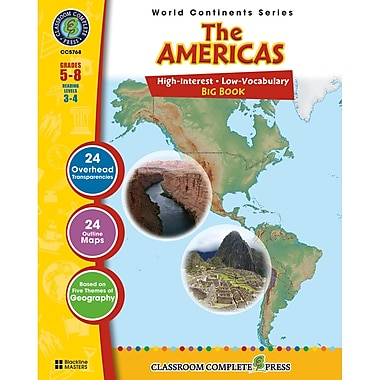 Classroom Complete Press® The Americas Big Book