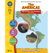 Classroom Complete® World Continents Book Series, The Americas Big Book