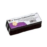 Charles Leonard Premium Chalkboard Eraser, Black