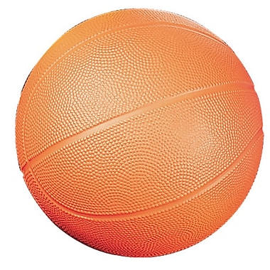 Champion Sports® Size 3 Coated High Density Foam Basketball, White