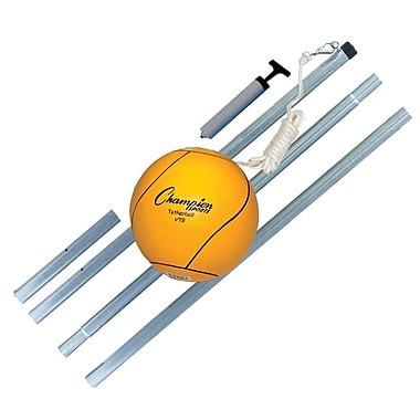 Champion Sports Deluxe Tether Ball Set (CHSDTBSET)