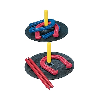 Champion Sports Indoor Outdoor Horseshoe Set (CHSIHS1)