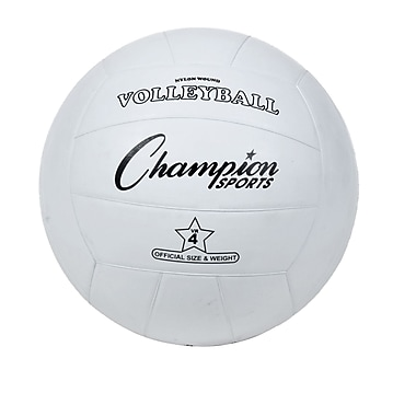 Champion Sports – Ballon de volleyball réglementaire (CHSVR4)