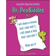 Critical Thinking Press™ Dr. DooRiddles A1 Book, Grades PreK - 2