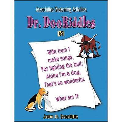 Critical Thinking Press® Dr. Dooriddles, Book B1, Grades 4-7