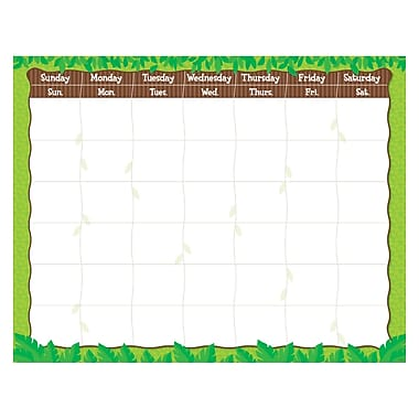 Creative Teaching Press® Calendar Poster Chart, Jungle