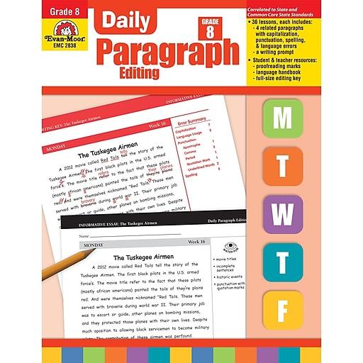 a good teacher paragraph for class 8