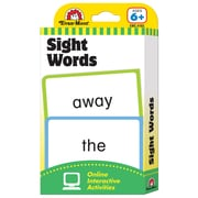 "Evan-Moor® ""Learning Line: Sight Words"" Grade 1+ Flash Cards, Reading Skills"