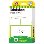 Evan - Moor® Learning Line: Flash Card, Division Facts to 9s
