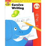 "Evan-Moor® ""Learning Line: Manuscript Writing"" Grade 2-3 Activity Book, Handwriting Skills"