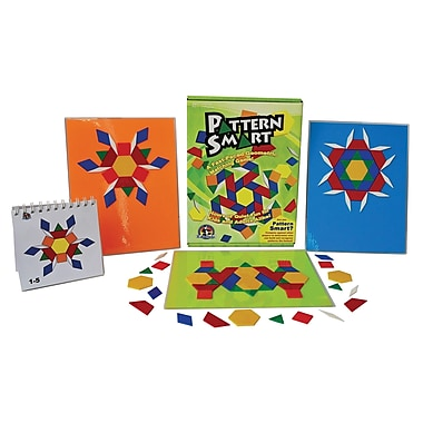 Edustic Pattern Smart Game, Grades Preschool - 4