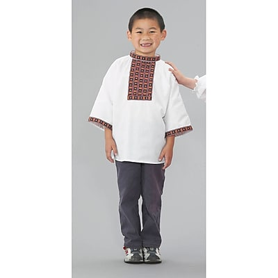 Childrens Factory® Multicultural Costume, Russian Boy