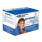 "Hamilton Buhl™ HygenXWR25 4"" HygenX Sanitary Headphone Covers For On-Ear Headsets, 600 Pair"