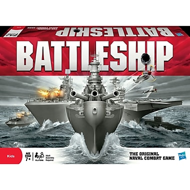 Hasbro Battleship Game, Grades 1 - 6