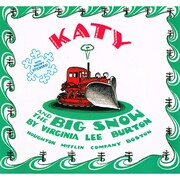 "Houghton Mifflin ""Katy and the Big Snow"" Book"