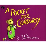 """A Pocket For Corduroy"" Book"