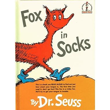 Fox In Socks Book (ING0394800389)