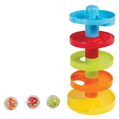 International Playthings Busy Ball Drop Game Set