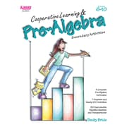 Kagan Publishing Cooperative Learning & Pre-Algebra Book, Grades 6 - 10
