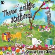"Kimbo Educational ""Three Silly Little Kittens"" CD (KIM9169CD)"
