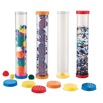 Learning Resources Primary Science Sensory Tubes 274817