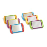 Learning ResourcesMD – Miroirs 2-en-1 All About Me, 4 x 6 po, paquet de 6