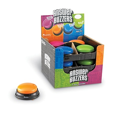 Learning Resources® Answer Buzzers