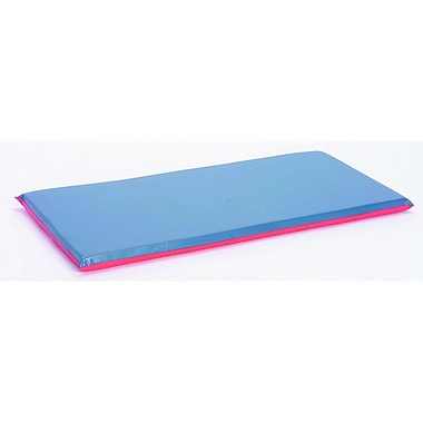 Mahar 1-Section Standard Blue Rest Mat, 2