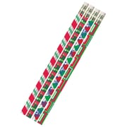 Musgrave Pencil Company Christmas Creations Pencil, 12/Pack