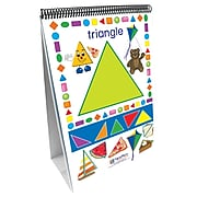 New Path Learning® Exploring Shapes Curriculum Mastery® Flip Chart Set, Math