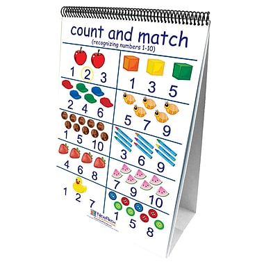 New Path Learning® Number Sense Curriculum Mastery® Flip Chart Set, Math