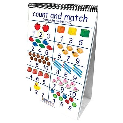 New Path Learning® Number Sense Curriculum Mastery® Flip Chart Set, Math