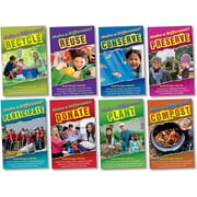 North Star Teacher Resources® Bulletin Board Set, Green Choices Add Up