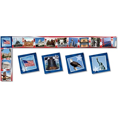 North Star Teacher Resources® Historical America All Around The Board Trimmer