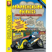 "Remedia® ""Comprehension Quickies"" (RL 4) Book, Language Arts/Reading"