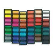 "Sargent Art Sar221144 Assorted Square Chalk Pastels, 2.5"" x 0.38"", 144/Pack"