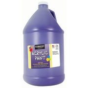 Sargent Art Non-Toxic 64 oz. Acrylic Paint, Violet (SAR222742)